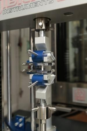 Tensor Tester con Camera Termica